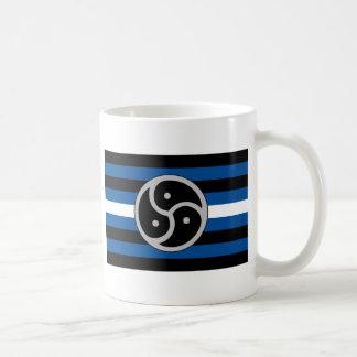 """Heavy Leather"" triskelion Coffee Mug"
