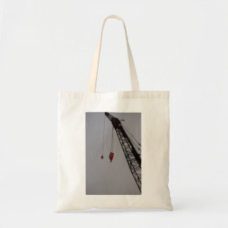 Heavy lifting industrial tote bag