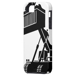Heavy Lifting iPhone 5 Case