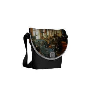 Heavy Machine Shop Courier Bag