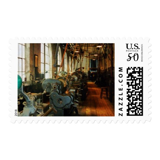 Heavy Machine Shop Postage