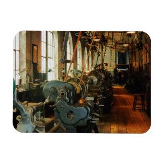 Heavy Machine Shop Flexible Magnet