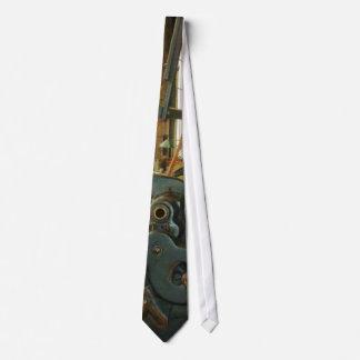 Heavy Machine Shop Tie