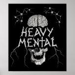 Heavy Mental Poster