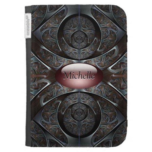 Heavy metal 3 Caseable Case Kindle Folio Cases