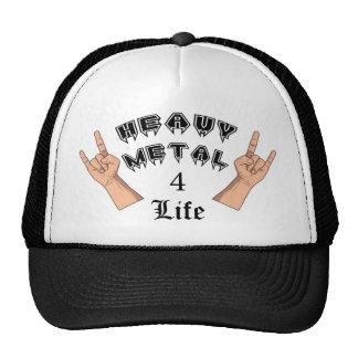 Heavy Metal 4 Life Trucker Hat