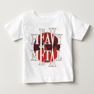 Heavy Metal Baby T-Shirt