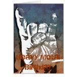 Heavy Metal Birthday Card