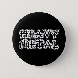 Heavy Metal Button
