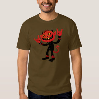 Heavy Metal Devil Shirt