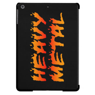 Heavy Metal Fire I-Pad Case iPad Air Covers