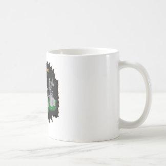 Heavy Metal Halloween Coffee Mug