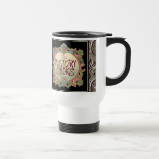 Heavy Metal History Chicks Mug