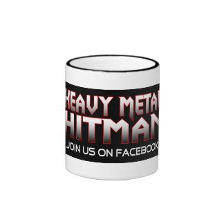 Heavy Metal Hitman Mug