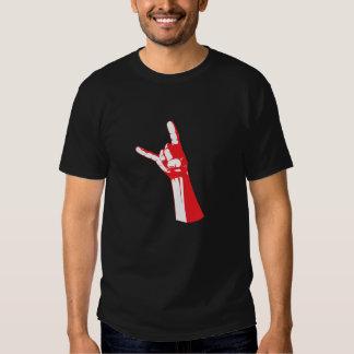 Heavy Metal Horn High Shirt