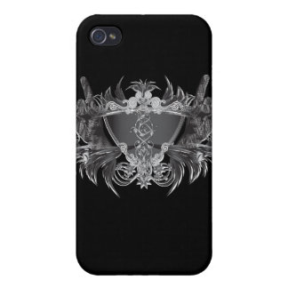 Heavy Metal Horns iPhone 4/4S Cover