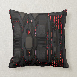 Heavy Metal Hull Plate Pillow