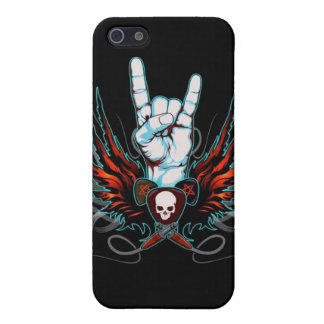 Heavy Metal iPhone 4 Speck Case iPhone 5 Cover