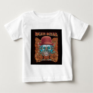 heavy metal large. baby T-Shirt