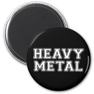 Heavy Metal Magnet