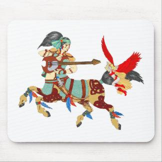 Heavy Metal Mythology Mouse Pad