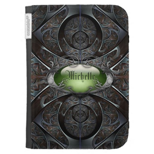 Heavy metal personalized 7 Caseable Case Kindle Covers
