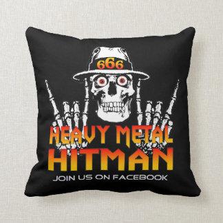 Heavy Metal Pillow