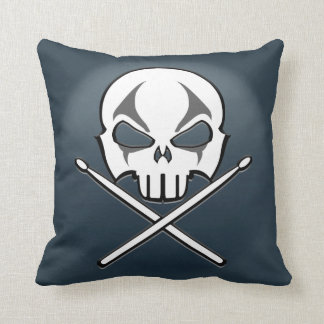 Heavy Metal Pillows Rock & Roll Drummer Pillows