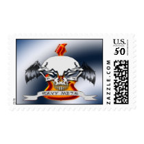 Heavy Metal Postage