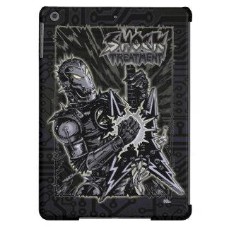 Heavy Metal Robot iPad Air Covers