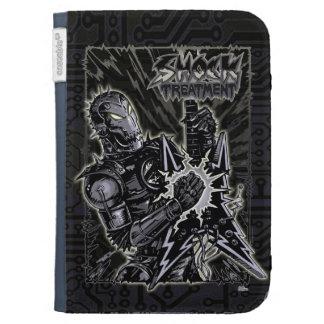 Heavy Metal Robot Kindle 3 Covers