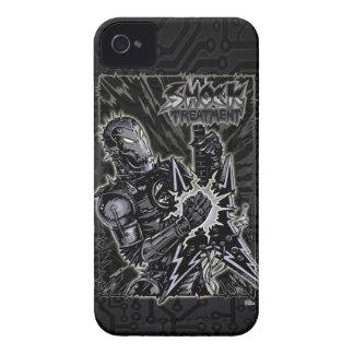 Heavy Metal Robot Case-Mate iPhone 4 Cases