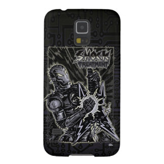Heavy Metal Robot Galaxy S5 Covers