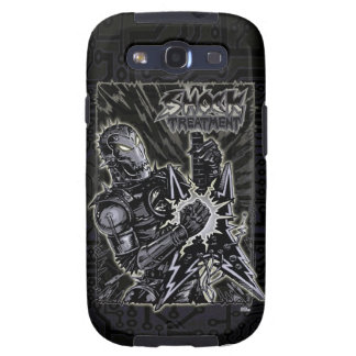 Heavy Metal Robot Galaxy S3 Case