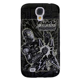 Heavy Metal Robot Samsung Galaxy S4 Cover