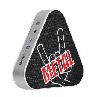 Heavy Metal Salute Portable Bluetooth Speaker