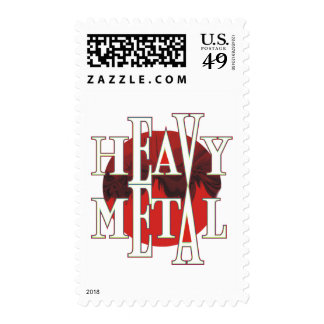 Heavy Metal Stamps