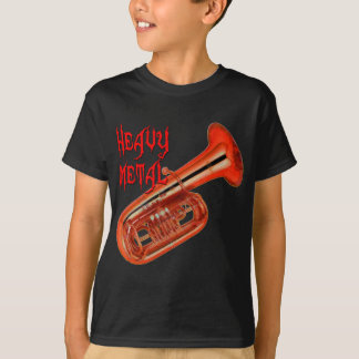 Heavy Metal Tuba T-Shirt