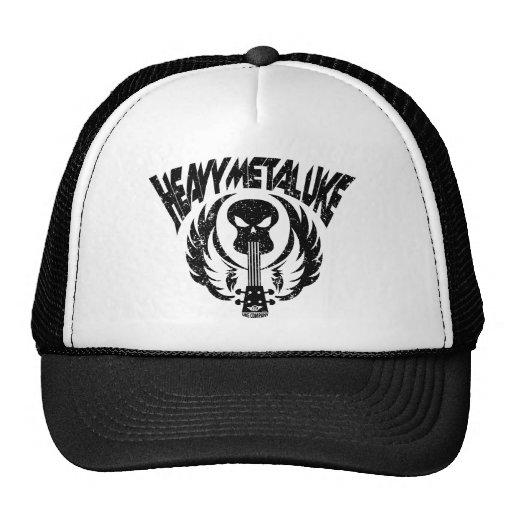 Heavy Metal Uke Trucker Hat