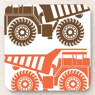 Heavy Mining Truck Coaster