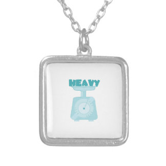 Heavy Personalized Necklace