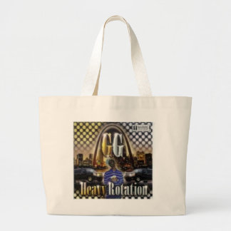 Heavy Rotation Large Tote Bag