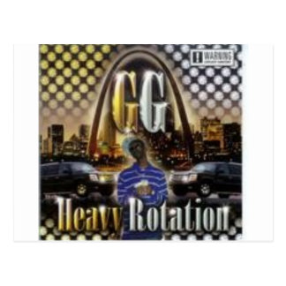 Heavy Rotation Postcard