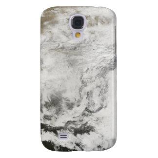 Heavy snowfall in China Samsung S4 Case