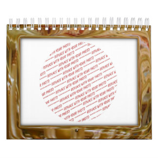 """""""Heavy / Thick"""" Photo Frame & Reminders Calendar"""