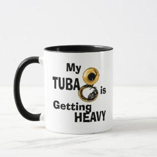 Heavy Tuba Mug