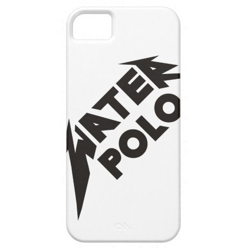 Heavy Water polo Style iPhone 5 Case-Mate Protector
