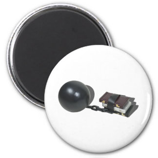 HeavyOfficeSecurity110510 2 Inch Round Magnet