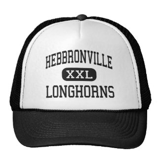Hebbronville - Longhorns - High - Hebbronville Trucker Hat