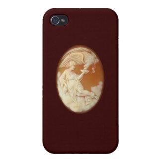 Hebe y la caja de la mota del iPhone 4 de Eagle iPhone 4/4S Funda